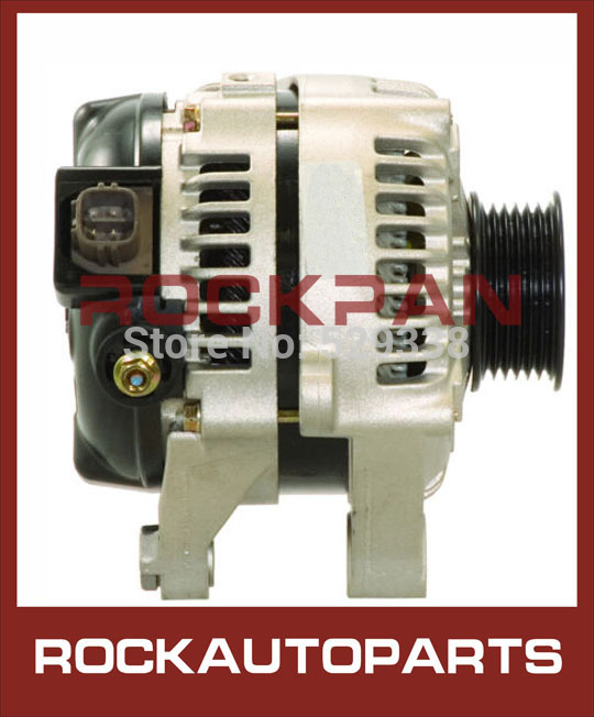 New 12 v auto alternator 104210-3450 27060-0a110 1042103450 270600a110 for toyota sienna