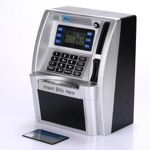 "Image 3 - Giantree סימולציה ארה""ב כספומט חיסכון בנקים כספומט כספומט כסף בטוח קופסות עם LCD מסך כסף ילדים מתנת כסף בטוח boxkluis"