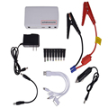 For Samsung iPhone Tablet PC Universal Battery Charger 15000mAh Portable Jump Starter 12V Car Mini Power Bank with LED light