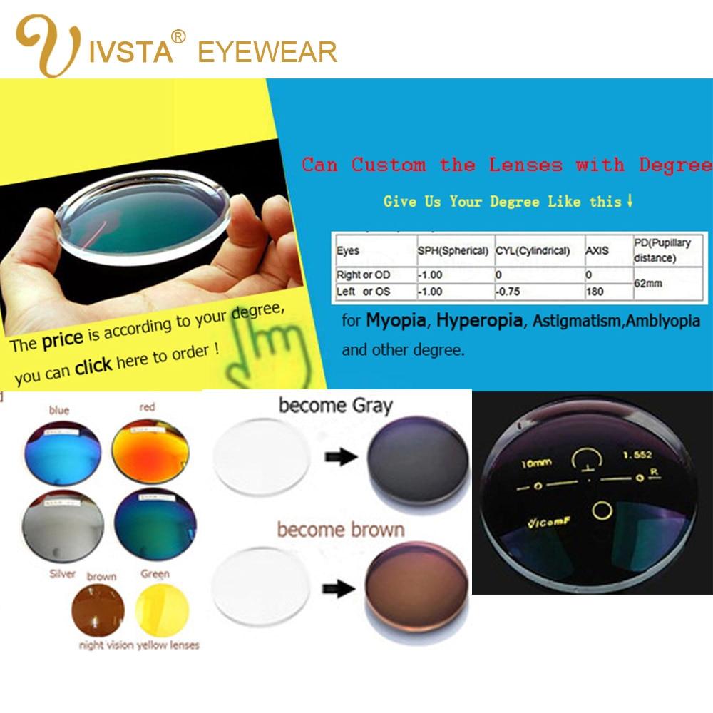 IVSTA Gafas para niños Gafas para niños TR Marcos de gafas - Accesorios para la ropa - foto 3