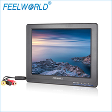 FPV121A 12.1 Inch FPV Monitor with HDMI DVI VGA Audio Video for Aerial Photography Ground Station Feelworld 12inch FPV Monitors(China (Mainland))