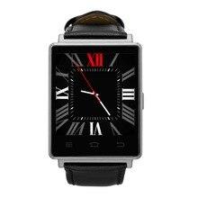 2016 Android 5.1 Bluetooth Smart Uhr Unterstützung GPS Wifi Installieren APP SIM Karte Speicherkarte Smartwatch Für iPhone Android Handys