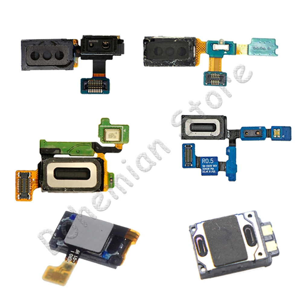 Earpiece Flex For Samsung Galaxy S3 S4 S5 S6 S7 Edge S8 S9 Plus Mini Ear Speaker Buzzer Headphone Ribbon Flex Cable