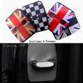 Porta estilo Do Carro reflexivas acessórios para Mini Cooper Paceman Countryman R60 R61 fechadura Da Porta