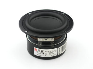 Image 5 - 1 PC Sounderlink Audio Labs 3 25W subwoofer woofer bass raw speaker driver 4 Ohm 8Ohm for DIY home theater monitor audio