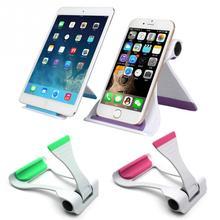 Universal Adjustable Desk Tablet PC Stand Holder Foldable Mobile Phone Holder For iPad Tablet 906 new