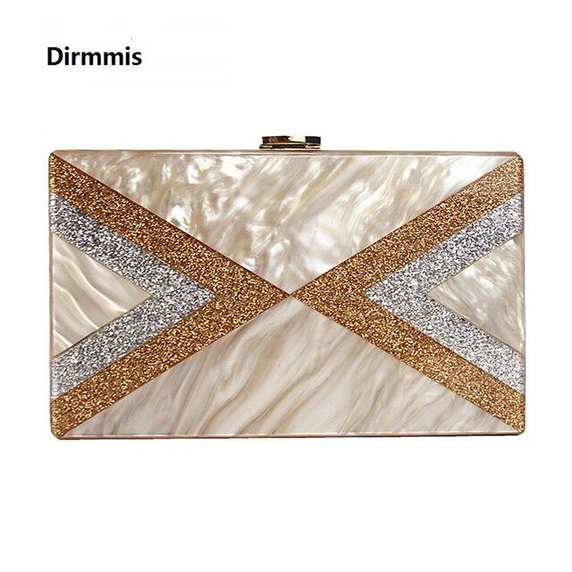 Women messenger bags new wallet elegant stylish sequins patchwork shoulder bag Lady GEometric evening bag casual Vintage Clutch