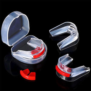 Nozzle Mouthpiece Protective-Gear Boxing Mouth-Guard Silicone for Martial-Art Sport