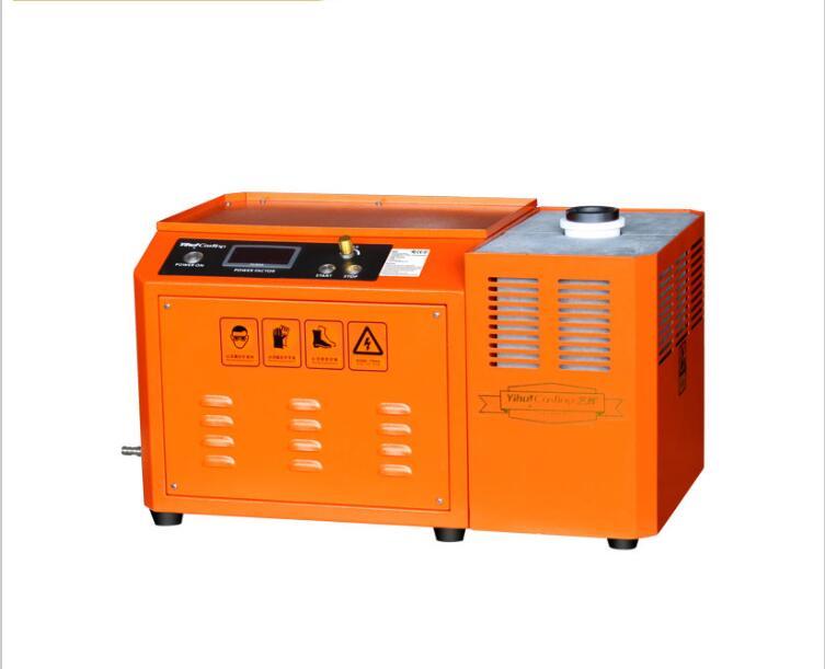 Orange mini Gold induction melting furnace, silver melting furnace, jewelry tools and dental melting machine