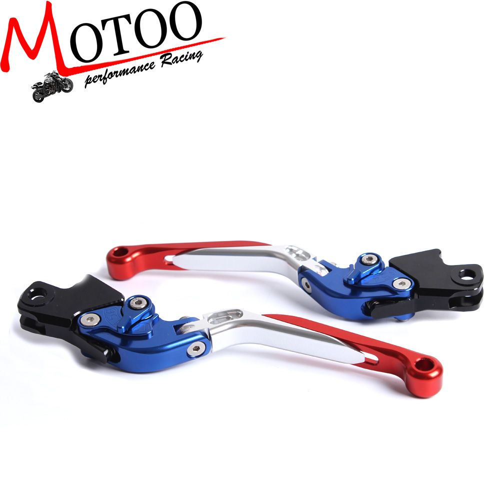 Motoo - B-1 B-2 Adjustable CNC 3D Extendable Folding Brake Clutch Levers For BMW R1200R R1200S R1200ST R1200GS K1300S/R/GT free shipping front and rear brake pads set for bmw r1200gs 04 09 r1200rt 05 09 r1200st 03 08 r1200s 06 08 r1200r 06 09