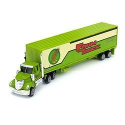 Малыш сплава Модель автомобиля контейнеровоз литья под давлением модель ребенка, развивающие игрушка в подарок