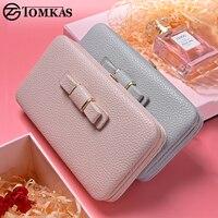 TOMKAS Women Wallet Phone Bag Leather Case For Xiaomi Redmi 5 Plus 5 5A 4X For