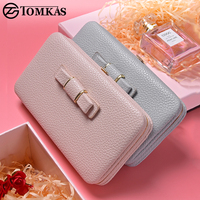 TOMKAS Women Wallet Phone Bag Leather Case For Xiaomi Redmi 5 Plus 5 5A 4X For
