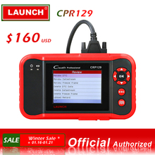 Launch X431 Creader 129 CRP129 OBD OBD2 OBEII Four system Scanner ENG/AT/ABS/SRS Reset Funcitons Diagnostic Tool Launch Hot Sale