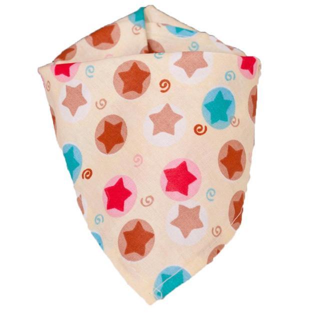 1 pz Bella Moda Bandiera Americana di Stile Pet Dog Cat Sciarpa del Cotone del c