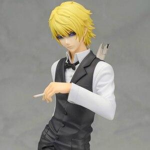 Image 4 - 22cm Pop Hot Sale DuRaRaRa!! Heiwajima Shizuo Anime Figure Renewal Ver. 1/8 Scale PVC Action Figures Collectible Model Toy WX396