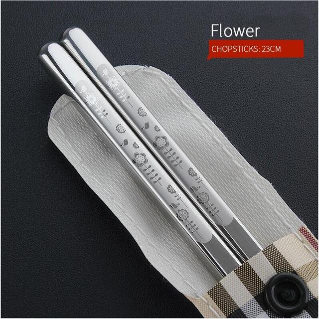 WORTHBUY-1-Pair-Portable-Creative-Stainless-Steel-Korean-Chopsticks-Personalized-Laser-Engraving-Patterns-Sushi-Sticks-Hashi.jpg_640x640 (6)
