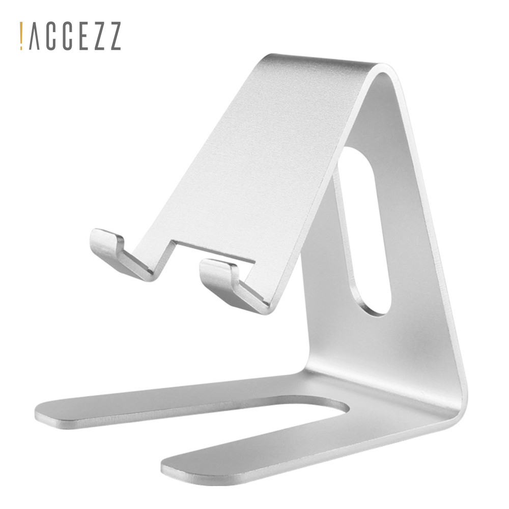 !ACCEZZ Universal Desktop Phone Tablet Stand Holder For IPhone 8 Plus XS MAX XR For Samsung S9 For Huawei 20 Pro Support Bracket