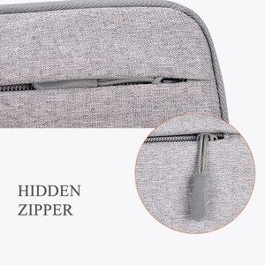 Image 4 - Сумка для ноутбука 14, 13, 15 дюймов, сумка для ноутбука Macbook Air 13, портативный портфель, 15,6 Сумка для планшета