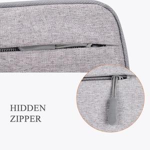 Image 4 - Laptop Bag 14 13 15 inch case Notebook Pouch for Macbook Air 13 Laptop Sleeve Portable Briefcase 15.6 Handbag Bag for Tablet