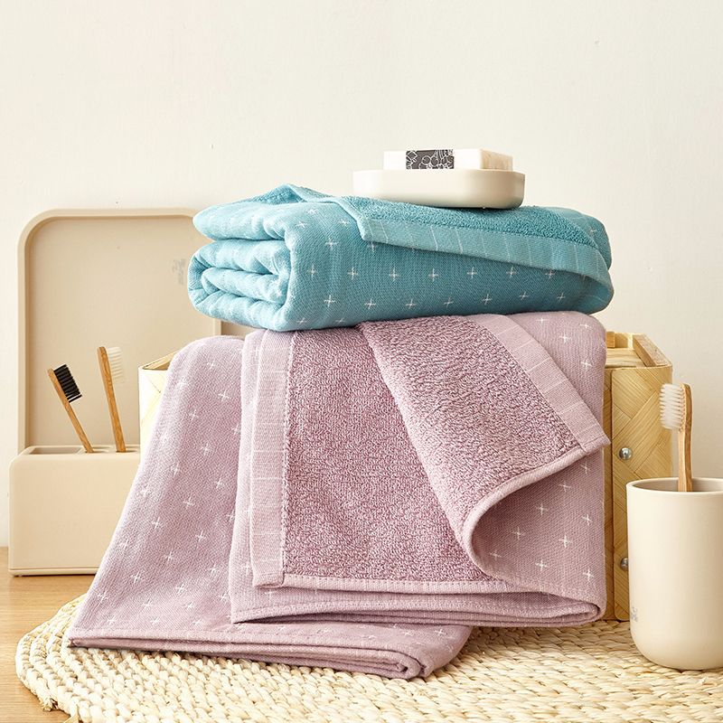 Travel Towel Bamboo: Quick Dry Hair Drying Travel Absorbent Face Towel Size