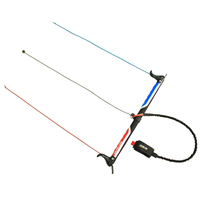 3 Line Power Kite Control Bar Safety System Kiteboarding Kitesurfing Trainer Traction Kite Surf Bar
