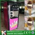 Воздушно-охлаждающая мягкая машина для мороженого 22/30/40 л/ч с бесплатной доставкой по морю