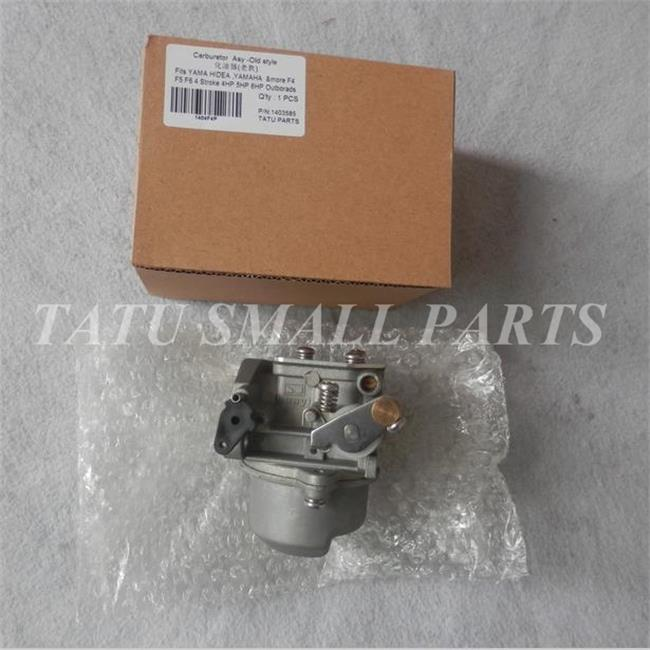 OUTBOARD CARBURETOR OLD TYPE FOR YAMA HIDEA HYFENG YAMAHA 6CV & MORE 4 STROKE F4 F6 4HP 5HP 6HP CARB CARBURETER ASY MARINE PARTS 4 5hp fin