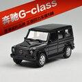 Бесплатная Доставка Welly 1:36 Mercedes G-Class моделирование сплава игрушечную машинку модель для детских подарков