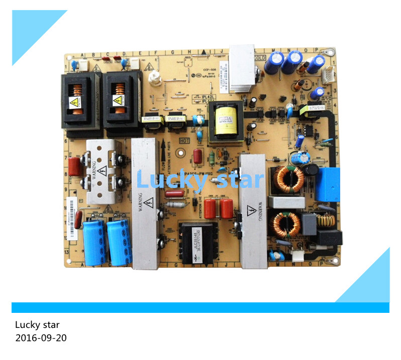 цена на Original L42E9FBD L42F19FBE power supply board 40-IP42CS-PWJ1XG