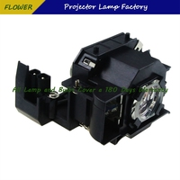 Elplp33 v13h010l33 novo projetor lâmpada nua com habitação para epson emp s3/emp s3l/emp twd3/moviemate 25