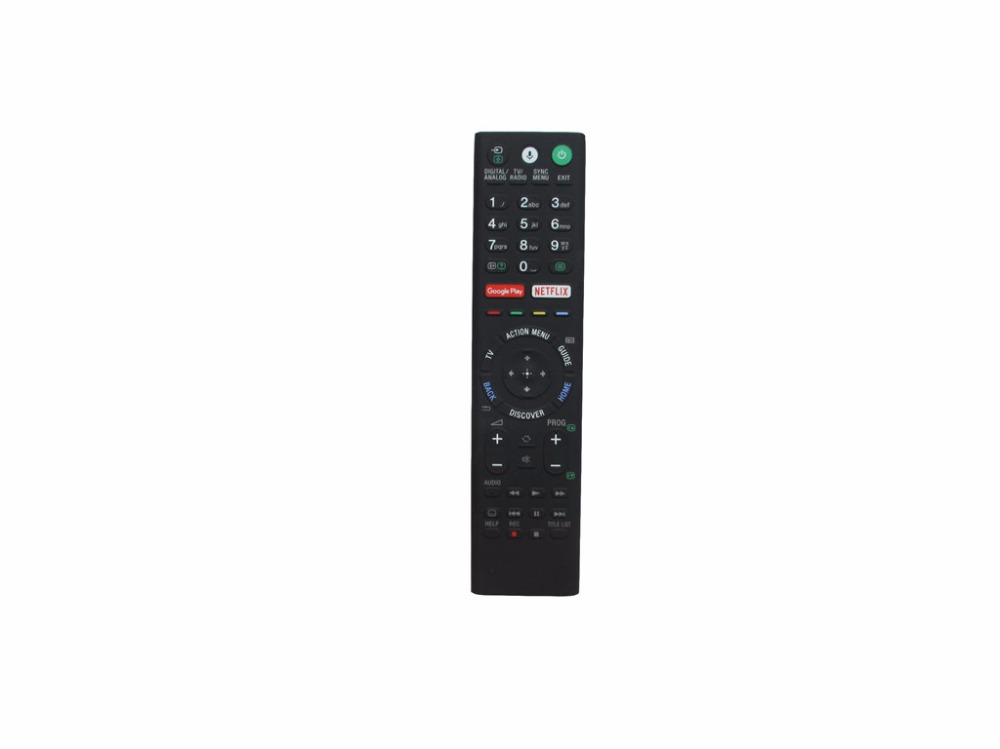 Voice Remote Control For Sony XBR 75X900E XBR 75X930D XBR 75X940D XBR 75X940E XBR 85X850D XBR