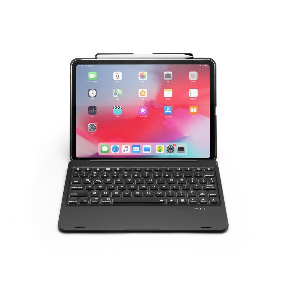 Sem Fio Bluetooth Russo Espanhol Hebraico Keyboard