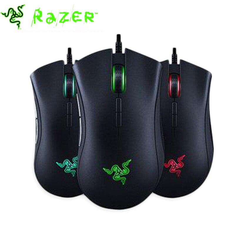 razer deathadder elite 16000 dpi wired gaming mouse. Black Bedroom Furniture Sets. Home Design Ideas