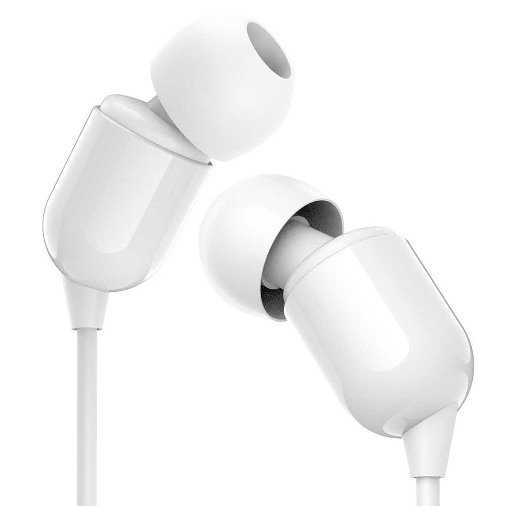 PTM Bass Headphone Sound Great Earphone In-Ear Sport headset fone de ouvido for xiaomi iPhone 3.5 mm jack Red black white Earbud