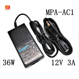 Image 2 - AC Adapter 36W 12V 3A  for Sony MPA AC1 Camera DVD EVI  Direct VRD EVI BRC SRG series Charger Power Supply