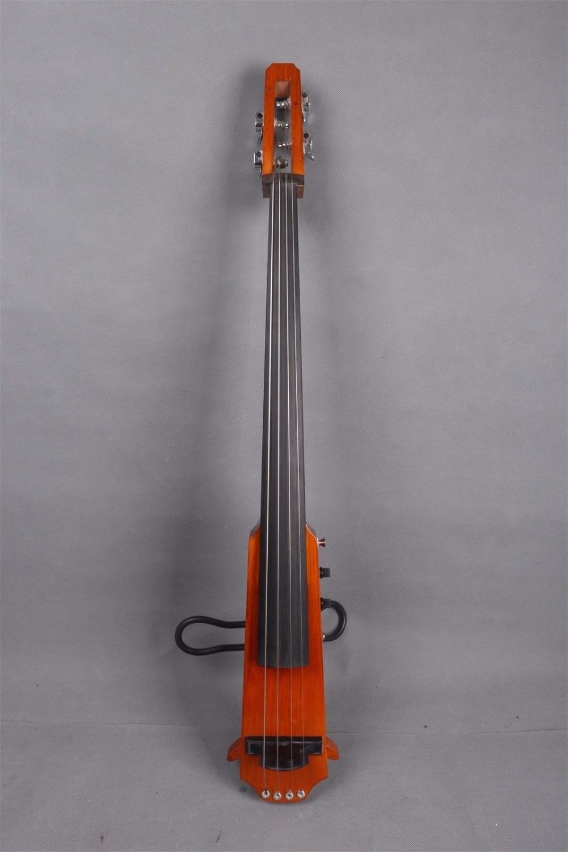 4/4 Electric Cello Silent Powerful Sound Ebony Part Hand Play New RED  Cello new 4 4 electric cello powerful sound ebony parts end pin tailpiece peg 1468