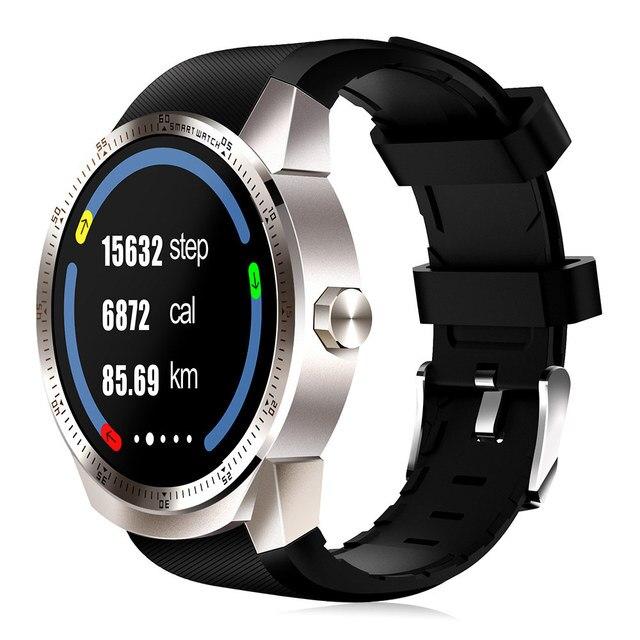 da8b5d14f559 Смарт-часы k98h сердечного ритма Мониторы MTK6572A 512 МБ + 4 ГБ ip54  Водонепроницаемый шагомер