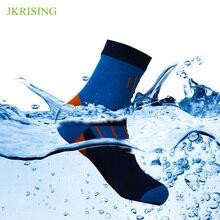 Waterproof Socks Outdoor Hiking Run Men Anti slip Climing Breathable Fishing Skii