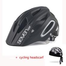 OFF-ROAD Cycling Helmet Enduro TRAIL XC MTB Helmet Sun Visor