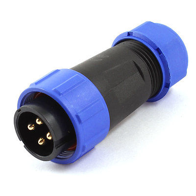 AC 500V 30A 2/3/4/5/7/9/12 Pins Male Plug Waterproof IP68 Cable Gland Aviation Connector SP21 gx20 7 ac 150v 5a dust cover 7 pins aviation plug connector adapter