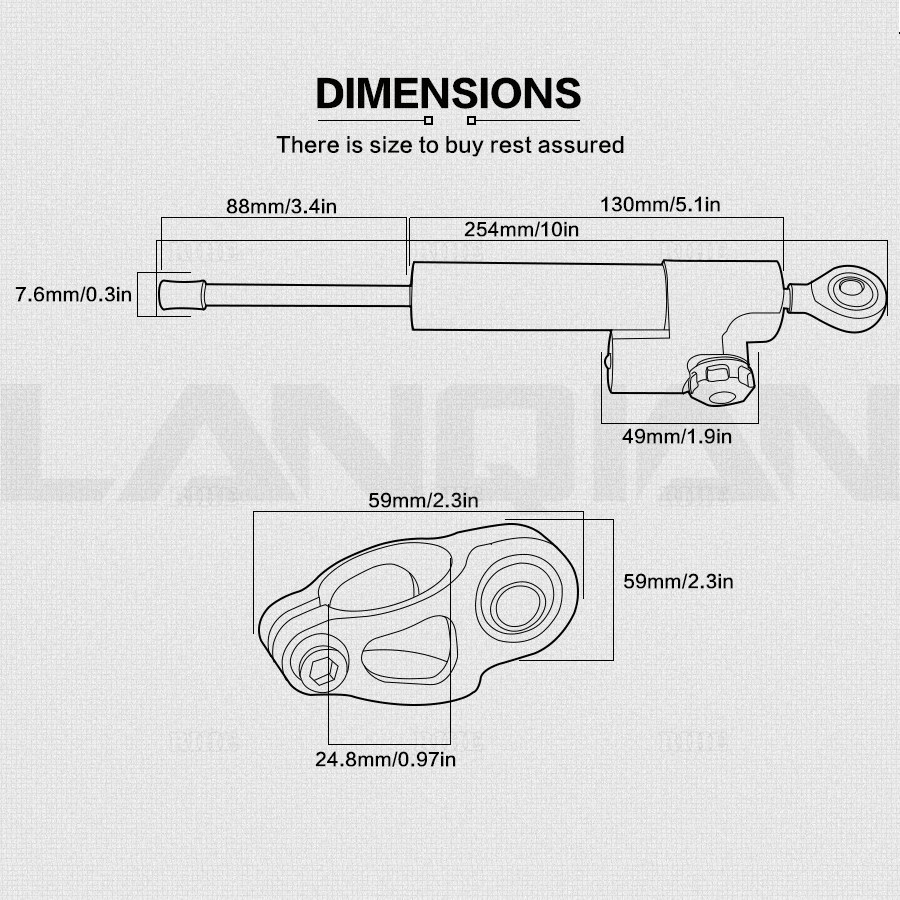 Aprilia Shiver Wiring Diagram Libraries 750 Libraryuniversal Motorcycle Damper Steering Stabilizer Moto Linear Safety Control For