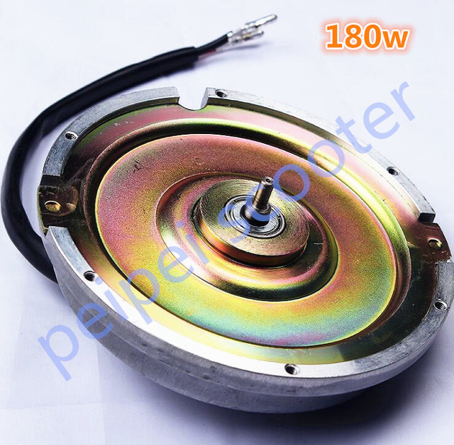 De alta velocidad de motor de cc cepillado impreso 180 w (phub-114)