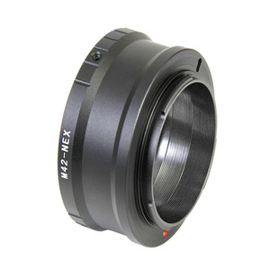 Image 5 - Foleto M42 Lens Adapter Ring M42 Screw Mount Lens Adapter to for sony NEX fujifilm FX sumsung NX nikon N1 dslr camera a7 j1 nx10