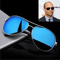 eaa0ea56dc 2019 Classic Pilot Polarized Sunglasses Men Women Sun Glasses For Driving  Traveling Male Goggle UV400 Gafas