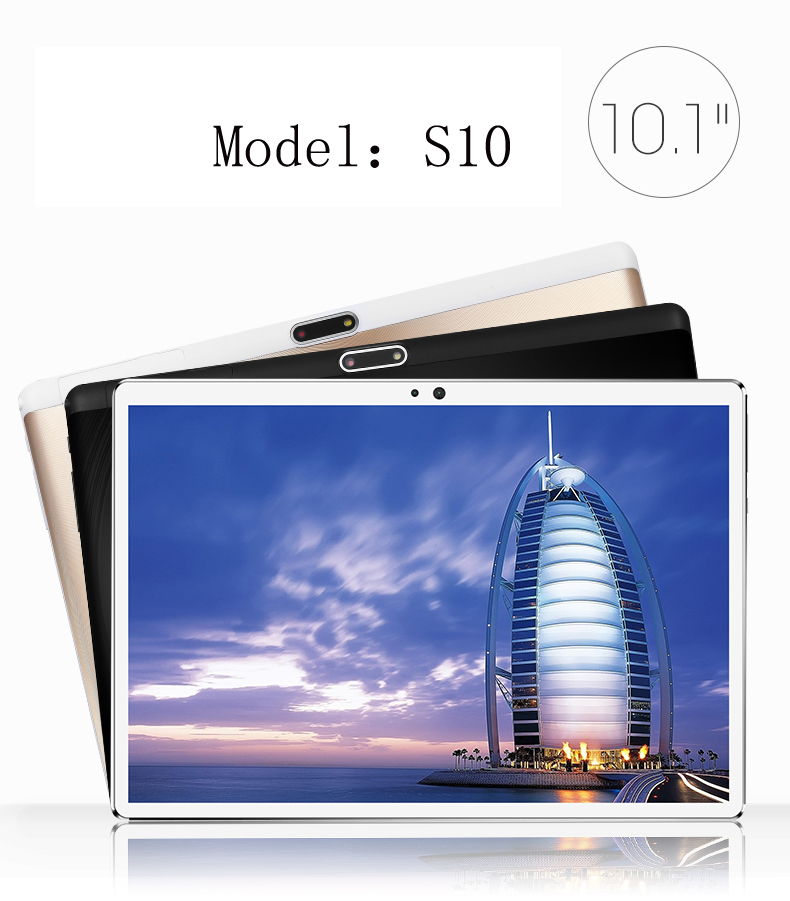 Free shipping 10 inch 1920 1200 IPS screen 4G LTE Android 7 0 tablet pc 10