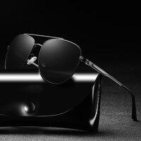2019 Men's polarized sunglasses glasse UV400 driving glasses lunettes de soleil homme sun glasses for men sunglasses men