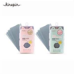 80Pcs Facial Tissue oil blotting paper original wood pulp fiber Facial Oil Control Absorver Blotting Paper Makeup Cleaning Tools
