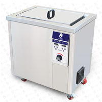 99L 300S 1500W Ultrasonic Cleaner Heater Timer Bath Adjustable Industry Ultrasonic Cleaning Machine
