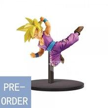 Presale September Dragonball Super Figure Chosenshiretsuden Saiyajin Son Gohan PVC action figure model Figurals